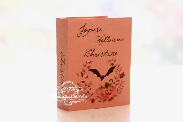 Cgh papeterie fine contenant bonbons halloween chauvesouris min