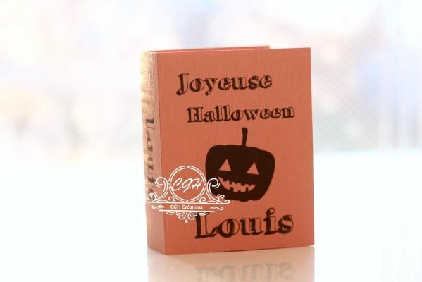 Cgh papeterie fine contenant bonbons halloween citrouille min