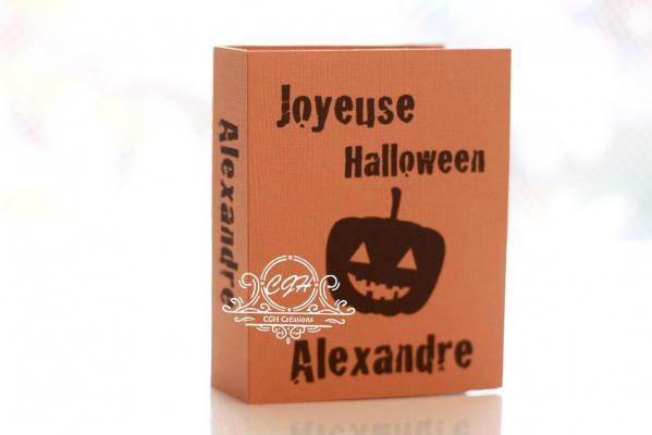 Cgh papeterie fine contenant bonbons halloween citrouille2 min