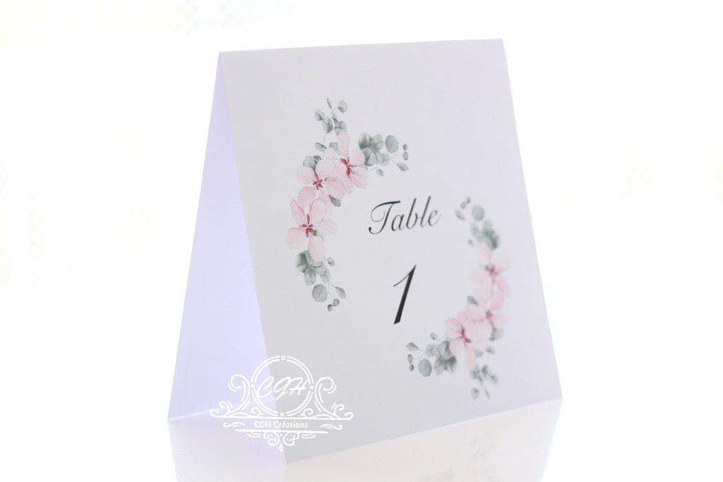 Cgh papeterie fine marque tables chevalet haut fleuri 1 min