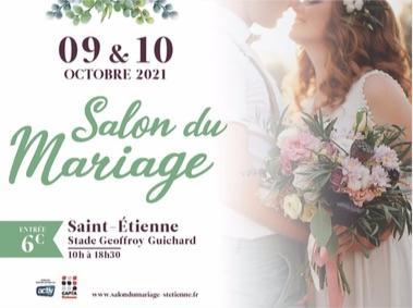 Cgh papeterie fine salon du mariage st etienne oct 2021