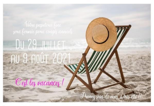 Vacances 2021 min